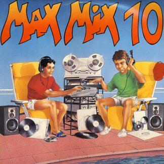 Various - Max Mix 10 (LP, Comp, Mixed)