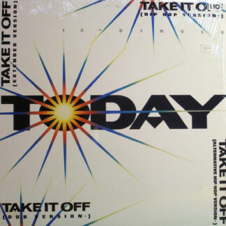 Today - Take It Off (12