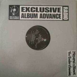 Memphis Bleek - The Understanding (2xLP, Album, Promo)