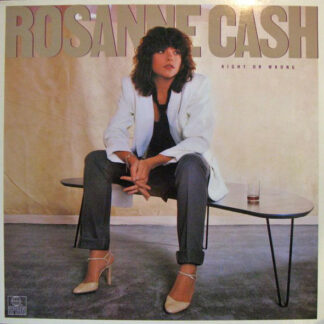 Rosanne Cash - Right Or Wrong (LP, Album)