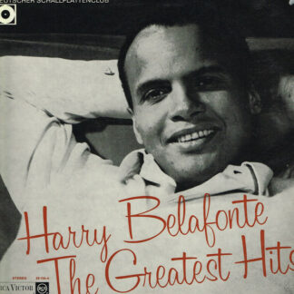 Harry Belafonte - The Greatest Hits (LP, Comp, Club)