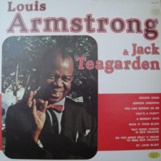 Louis Armstrong & Jack Teagarden - Louis Armstrong & Jack Teagarden (LP, Comp)