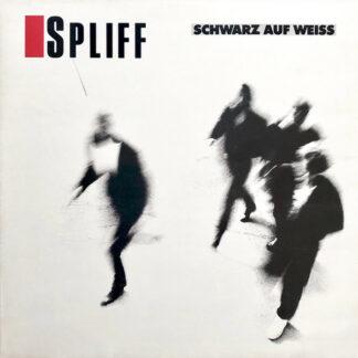 Spliff - Schwarz Auf Weiss (LP, Album)