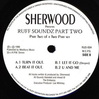 Sherwood - Ruff Soundz Part Two (12