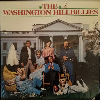 The Washington Hillbillies - The Washington Hillbillies (LP, Album)