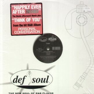 "Case - Happily Ever After (Remix) (12"")"