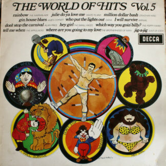 Various - The World Of Hits Vol. 5 (LP, Comp)