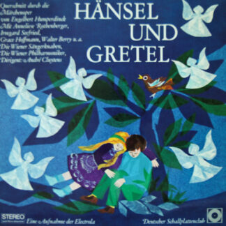 Engelbert Humperdinck (2) - Hänsel Und Gretel (LP)