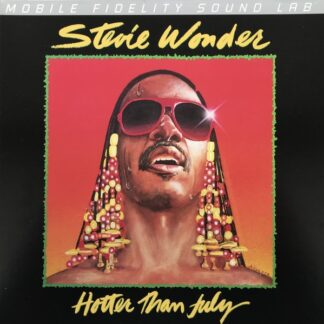 Stevie Wonder - Hotter Than July (LP, Ltd, Num, RE, RM)