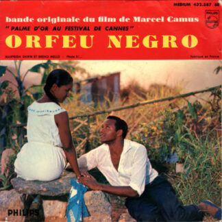 "Breno Mello & Marpessa Dawn - Orfeu Negro (7"", EP, Mono)"
