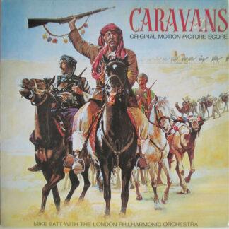 Mike Batt With The London Philharmonic Orchestra - Caravans (Original Motion Picture Score) (LP, Album)