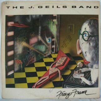 The J. Geils Band - Freeze-Frame (LP, Album)