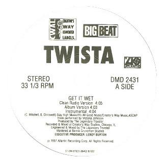 Twista - Get It Wet / Mobster's Anthem (12