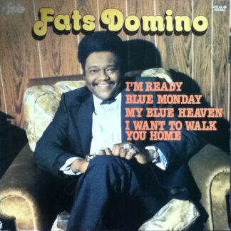 Fats Domino - Fats Domino (LP, Album)
