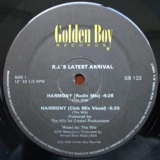 R.J.'s Latest Arrival - Harmony (12