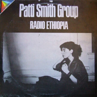 Patti Smith Group - Radio Ethiopia (LP, Album, RE)