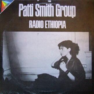 Patti Smith Group - Radio Ethiopia (LP, Album, RE)