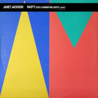 Janet Jackson - Nasty (Cool Summer Mix) Parts 1 And 2 (12