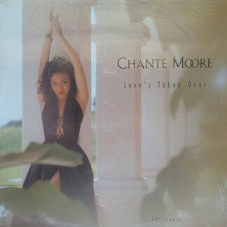 Chanté Moore - Love's Taken Over (12
