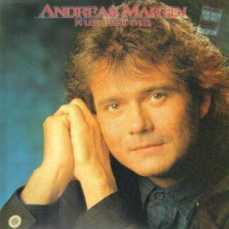 Andreas Martin (2) - Nur Bei Dir (LP, Album)