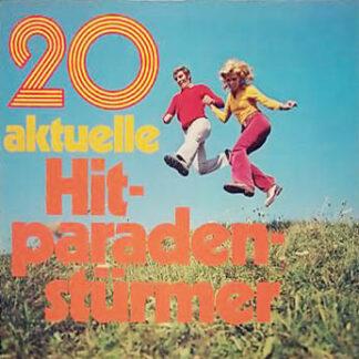 Various - 20 Aktuelle Hitparadenstürmer (LP, Comp)