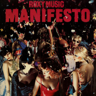 Roxy Music - Manifesto (LP, Album, PRC)