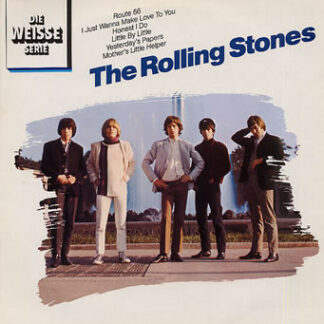 The Rolling Stones - The Rolling Stones (LP, Comp, Blu)