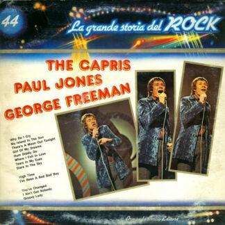The Capris / Paul Jones / George Freeman - The Capris Paul Jones George Freeman (LP, Comp)