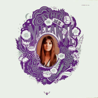 Melanie (2) - Gather Me (LP, Album, RE)