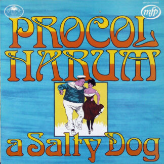 Procol Harum - A Salty Dog (LP, Comp)