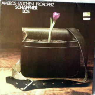 Ambros* / Tauchen* / Prokopetz* - Schaffnerlos (LP, Album, RE)