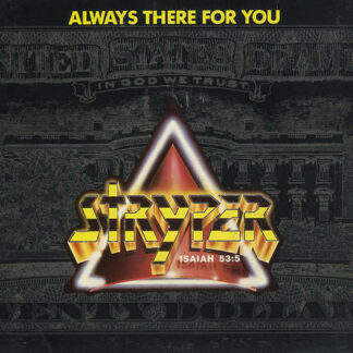 """Stryper - Always There For You (12"""", Single)"""