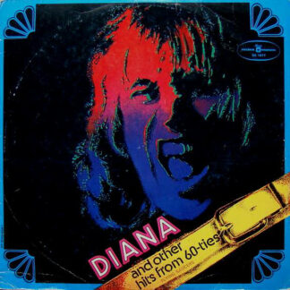 Flying Saucers - Diana And Other Hits From 60-ties (LP, Album, Bei)