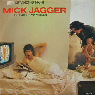 Mick Jagger - Just Another Night (Extended Remix Version) (12
