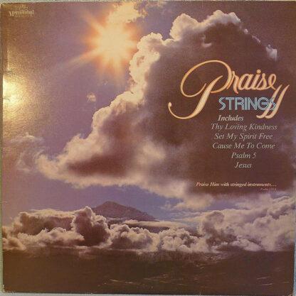 Praise Strings - Praise Strings, Volume II (LP, Album)