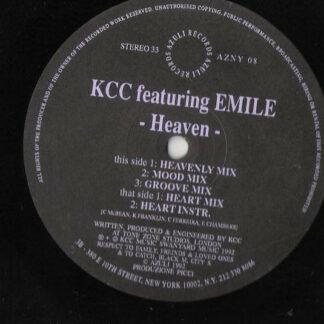 KCC Featuring Emile* - Heaven (12