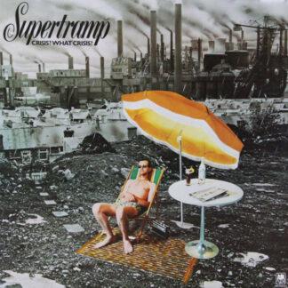 Supertramp - Crisis? What Crisis? (LP, Album, RE)
