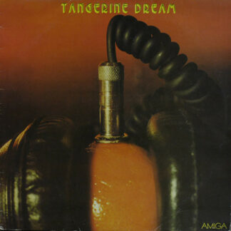 Tangerine Dream - Tangerine Dream (LP, Album, RE, Blu)
