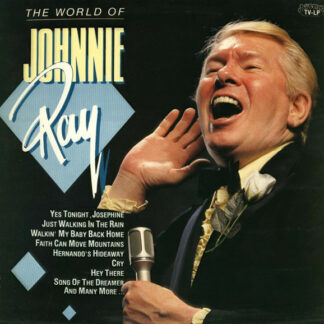 Johnnie Ray - The World Of Johnnie Ray (LP, Comp, Gat)