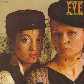 The Alan Parsons Project - Eve (LP, Album, M/Print, Gat)
