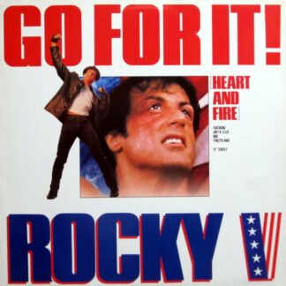 Joey B. Ellis And Tynetta Hare - Go For It! (Heart And Fire) (12