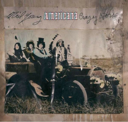 Neil Young With Crazy Horse* - Americana (LP, 180 + LP, S/Sided, Etch, 180 + Album)