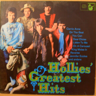 The Hollies - Hollies' Greatest Hits (LP, Comp)