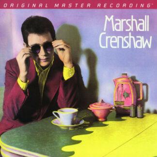 Marshall Crenshaw - Marshall Crenshaw (LP, Ltd, Num, RE, RM, 180)