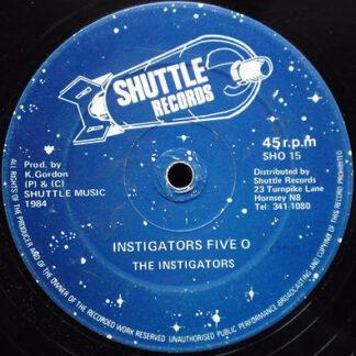 Instigators,The* - Instigators Five O (12