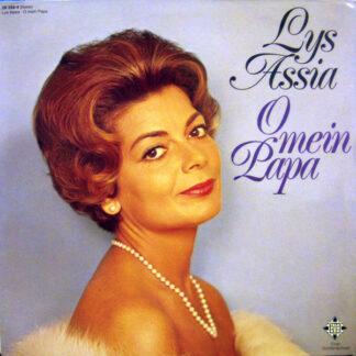 Lys Assia - O Mein Papa (LP, Comp, Clu)