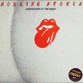 Rolling Stones* - Undercover Of The Night (Extended Cheeky Mix) (12