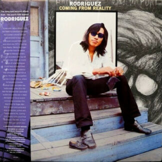 Rodriguez* - Coming From Reality (LP, Album, RE, RM, Gat)