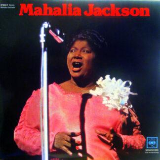 Mahalia Jackson - Mahalia Jackson (LP, Comp, Club)