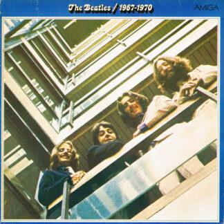 The Beatles - 1962-1966 (2xLP, Comp)